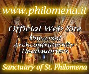St Philomena Banner